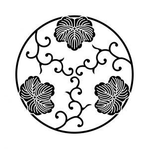 変わり蔓三つ蔦